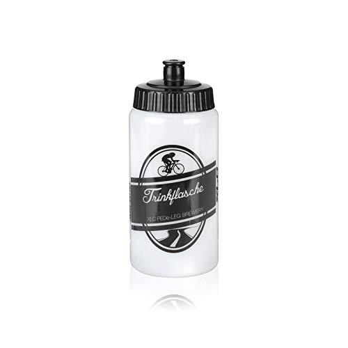 XLC Trinkflasche WB-K04 500ml, PEDe-Leg Brewery (1 Stück)