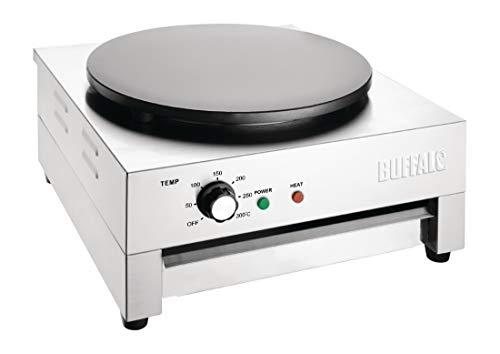 Buffalo Electric Crepe Maker - 3kW
