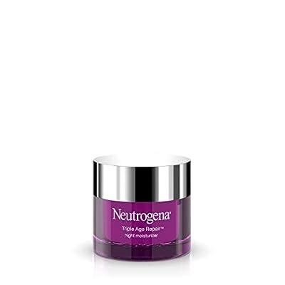 Neutrogena Anti-Aging Night Cream with Triple Age Repair and Vitamin C