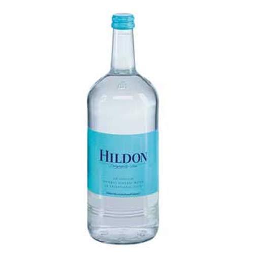HILDON(ヒルドン) 無発泡 750mLx12本入り グラスボトル