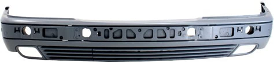 Front Bumper Cover Compatible with 1996-1999 Mercedes Benz E320/E420 1997 Primed (210) Chassis