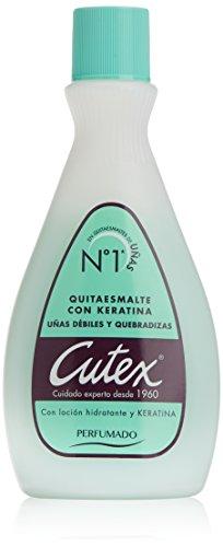 Cutex Quitaesmalte con Keratina - 100 ml