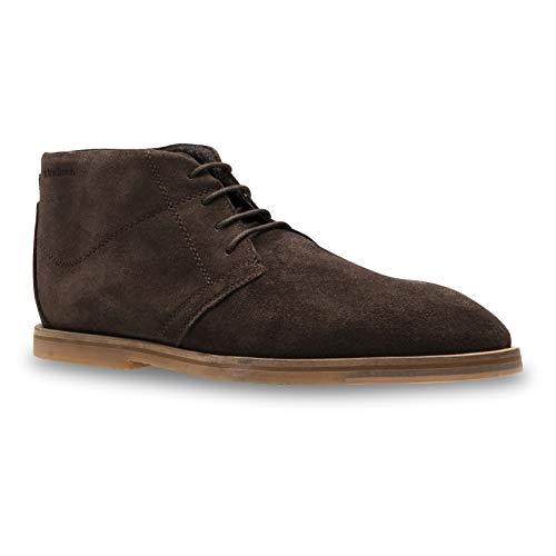 Strellson Herren Howard Boot mfu Klassische Stiefel, Braun (Darkbrown 702), 43 EU