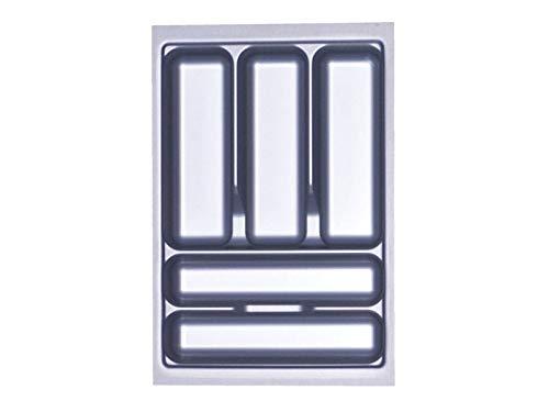 Besteckeinsatz Orga-Box I Besteckkasten 317 x 474 mm für Blum Tandembox + ModernBox im 40er Schrank