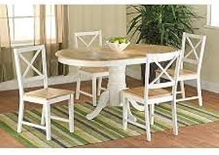 Farmhouse Dining Tables   Amazon.com