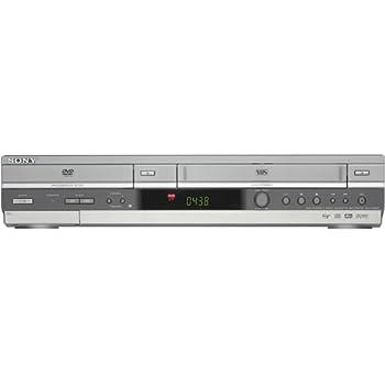 Sony SLVD560P DVD / VCR Combo