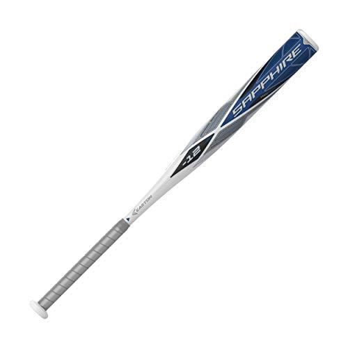 Easton SAPPHIRE -12 Fastpitch Softball Bat, 29/17, FP20SAP,