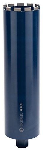 Bosch Professional Diamantnassbohrkronen (für Beton, 1 1/4 Zoll UNC, Ø: 132 mm, Zubehör für Diamantbohrmaschinen)