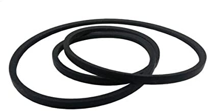 Pro-Parts GX21833 GX20571 Replacement Mower Drive Belt Fits John Deere D140 D150 D160 L120 L130 145 155