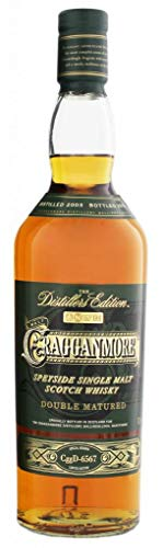 Cragganmore The Distillers Edition 2015 Double Matured 2003 40% Volume 0,7l in Geschenkbox Whisky