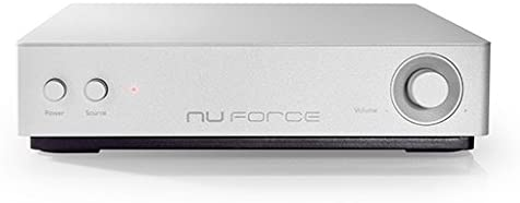 NuForce WDC200 Wireless DAC Silver product image