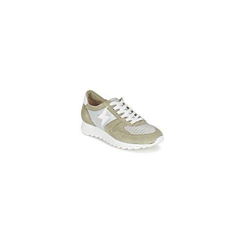 MJUS HONEY Sneakers dames Kaki Lage sneakers
