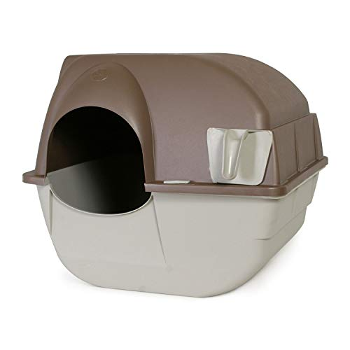 Omega Paw Roll 'n Clean Self Cleaning Litter Box Now $9.05 (Was $18.46)