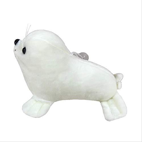 HLYW 25cm Suave León Marino Juguetes De Peluche Sea World Animal Seal Muñeco De Peluche Bebé Almohada para Dormir Niños Niñas Regalos