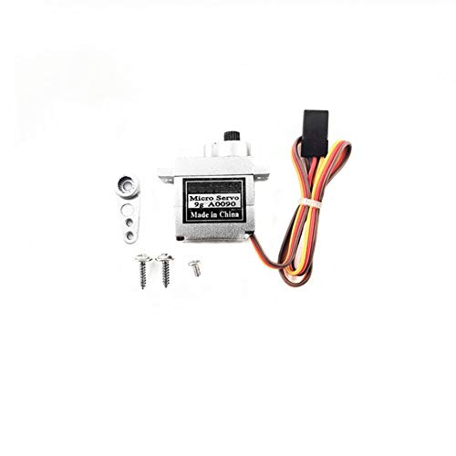 Cuasting Upgrade Gear servo con brazo de metal para WPL MN D90 D91 B1 B14 B16 B24 C14 C24 B36 1:16 camión 4WD RC Crawler Car