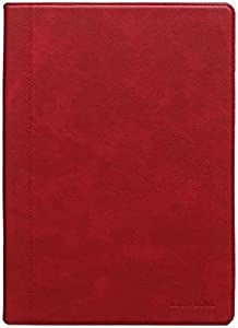 Flip Cover For Samsung Galaxy Tab A 2019 T510 -T515 10.1 inch - Red
