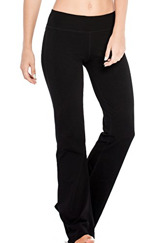 "Fashion Shopping Houmous S-XXXL 29""31""33""35"" Inseam Women's Cotton Bootcut"