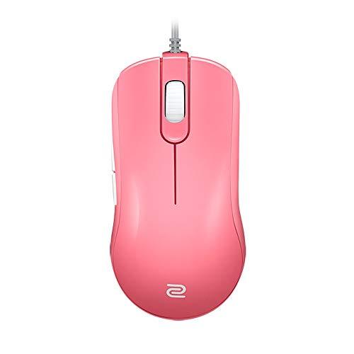 Zowie FK2-B Optische Gaming-Maus (USB / Pink / 3200dpi/5 Tasten) Divina Pink
