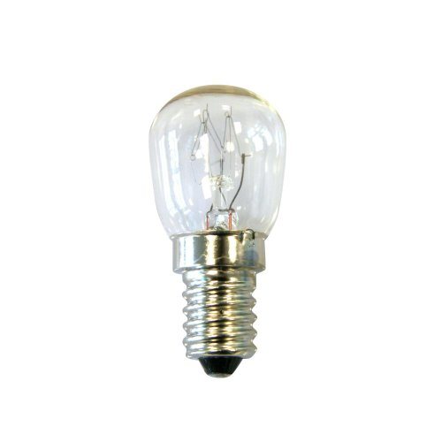Preisvergleich Produktbild 10 Stück Kühlschranklampe E14 15W Kühlschrank Lampe Birne Kühlschrankbirne