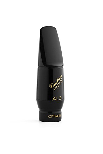 Vandoren SM711 AL3 Optimum Series Alto Saxophone Mouthpiece - Best Alto Saxophone Mouthpieces