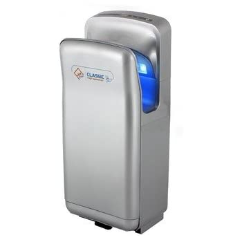 y un seco suelo Sistema Jet Dryer Style/ /Color Blanco /R/ápido y potente handels/üblicher/ Secador de manos con filtro HEPA UV de esterilizaci/ón