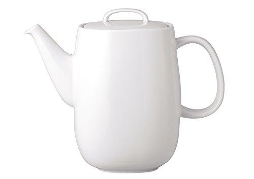 Rosenthal 19600-800001-14030 Moon Kaffeekanne für 6 Personen Weiß 1,35 l