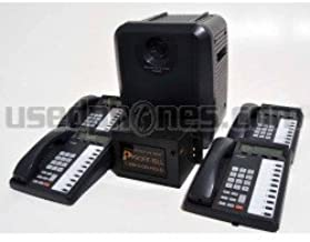 Toshiba Strata CTX100 System 4x8 with (4) DKT-3010SD Phones