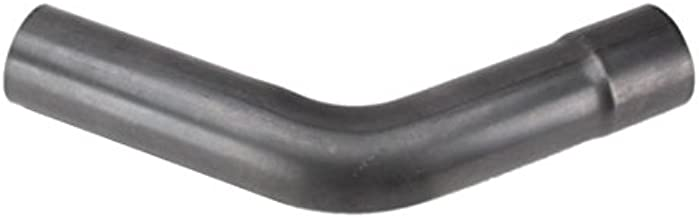 Mild Steel Exhaust Pipe Mandrel Bend, 45 Degree, 2-1/2 Inch O.D.