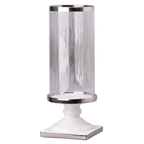 Admirably Modern Pedestaled Candle Holder