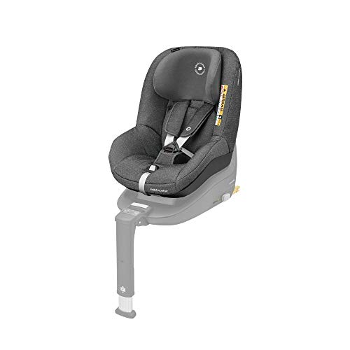 Bébé Confort Pearl Smart Silla de auto, color sparkling grey
