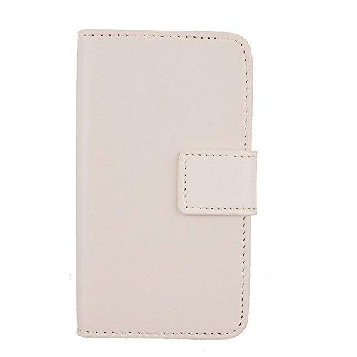 Gukas PU Leder Tasche Hülle Für Archos 45d Platinum 4.5