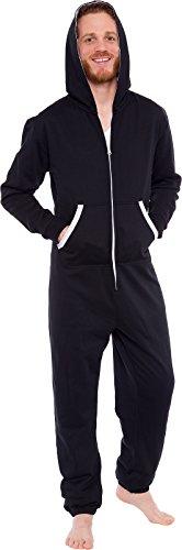 Hooded Jumpsuit One Piece Pajamas