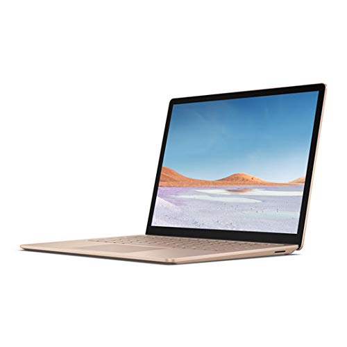 Microsoft Surface Laptop 3 Core i5-1035G7 8GB 256GB SSD 13.5 Inch Touchscreen Windows 10 Pro Laptop - Sandstone