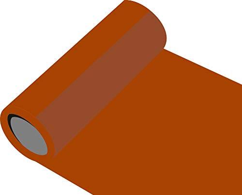 Oracal 631 - Orafol matt - Plotterfolie - für Küchenschränke und Dekoration Folie 5m Rolle Rolle - 31,5 cm Folienhöhe - 801-Lehmbraun - Markierungen, Beschriftungen und Dekorationen - Klebefolie - Plotterfolie - Wandschutzfolie - Möbelfolie - Fahrzeu