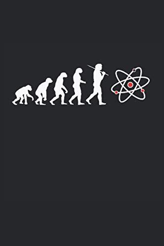 Science Notizbuch: Science Geschenk Notizbuch Tagebuch Planer Notizblock 120 linierte Seiten 6x9 Zoll (ca. DIN A5) Geschenkidee