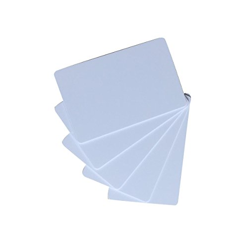 YARONGTECH MIFARE® DESFire® EV1 2K/4K/8K Gewindereparaturset, blanko, weiß Sublimation bedruckbar NFC Karten (10 Stück)