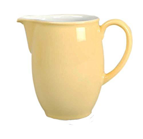 Dibbern Solid Color Sahne- / Milchgießer 0,25 vanille