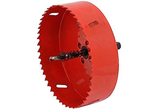 Lochsäge 135mm, Lochkreissäge für Gipskarton, Holz