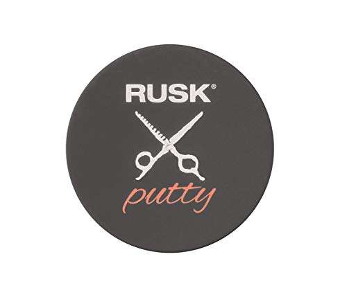 RUSK Putty Pomade, 3.7 fl. oz.