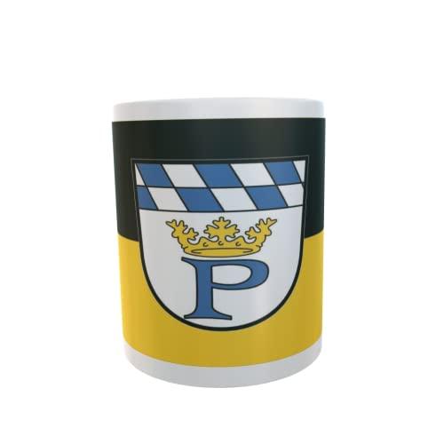 U24 Tasse Kaffeebecher Mug Cup Flagge Pressath