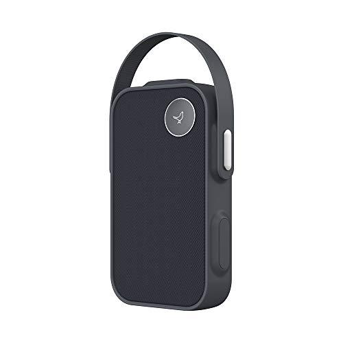 Libratone ONE Click Bluetooth Lautsprecher (360° Sound, Touch Bedienung, IPX4 Spritzwassergeschützt, 12 Std. Akku) graphite grey