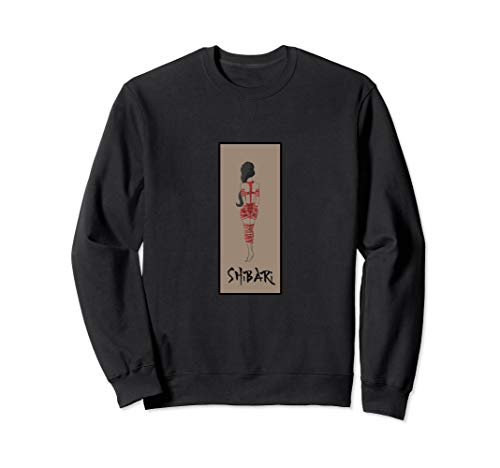 Shibari Rope Bondage BDSM Girl Tied Up Sweatshirt