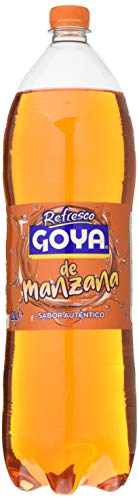 Goya - Refresco de manzana - Sabor autentico - 2 l