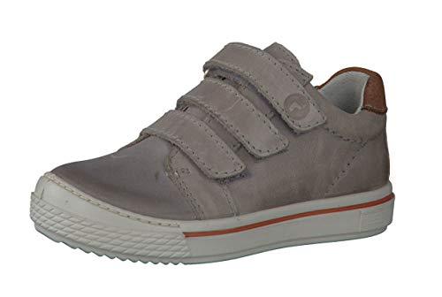 RICOSTA Jungen Sneaker JOKO 5620700, Kinder High-Top Sneaker,Sportschuh,Schnürschuh,Sneaker-Stiefel,mid Cut,Graphit,35 EU