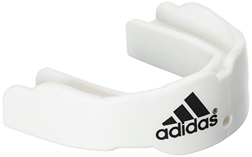 Adidas Zahnschutz 'ever-mold TM' ADIBP091, Farbe:Weiß
