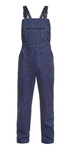 DINOZAVR Anax Peto de Trabajo de algodón para Hombre - Azul Marino - 3XL