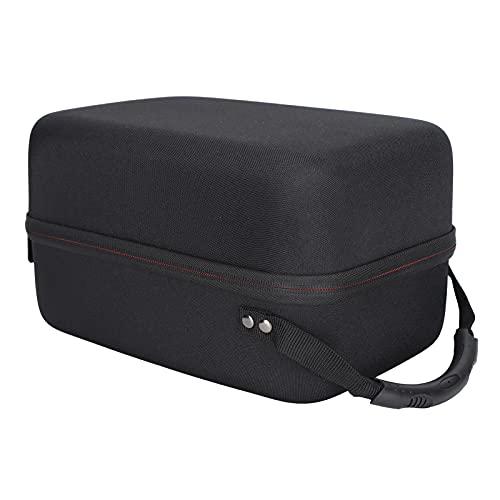 スピーカーバッグ、耐久性のある耐衝撃性ナイロンスピーカー収納バッグUXBRIDGEVOICE用ウェアラブル(黒)