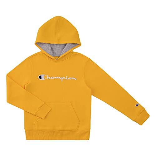Champion Kids Clothes Sweatshirts Boys Youth Heritage Fleece Pull On Hoody Sweatshirt with Hood