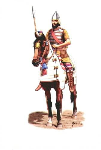HaT 8125 Assyrian Cavalry 1:72