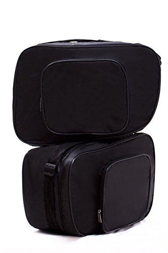 Bolsas, bolsillos interiores adecuados para maletas laterales moto BMW K1200GT, R1200R, R1200RT, R1200ST, K1300GT - No. 3